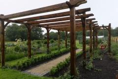 Timber Pergola 3.0m