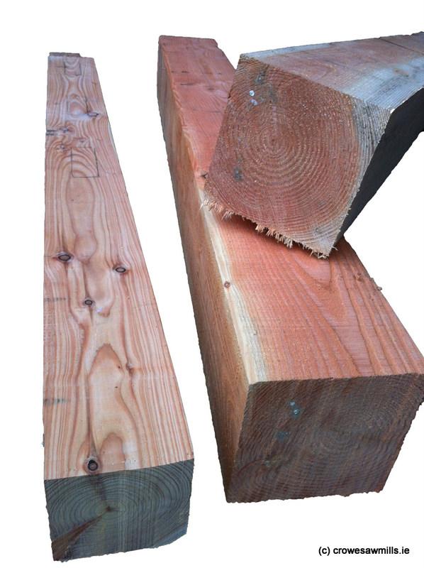 Larch/D.Fir Timber Beams