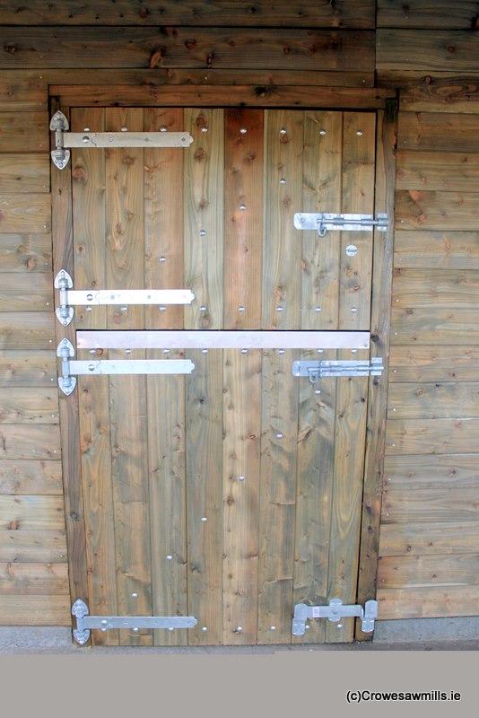 Timber Stable Door