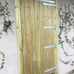 Tackroom Door