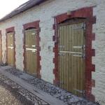 Timber Stable Doors