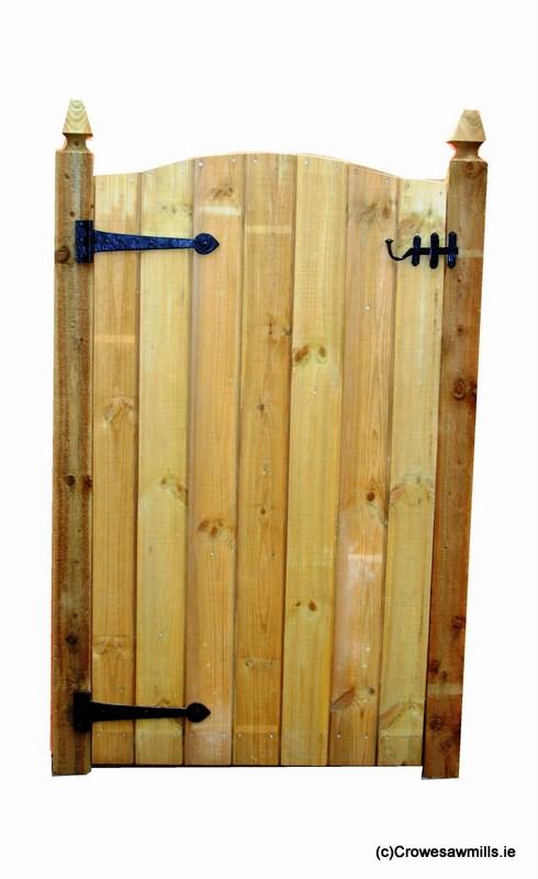 Creenagh Timber Gate
