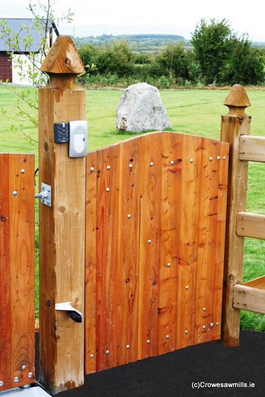 Carrick Timber Gate