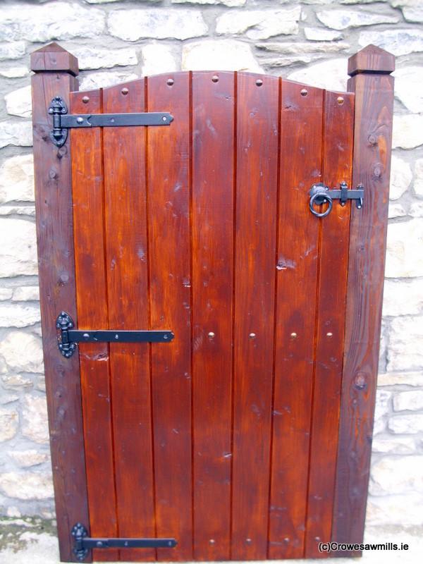 Lough Rinn Timber Gate