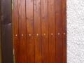 Single Timber Gate