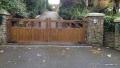 Cork Timber Gate